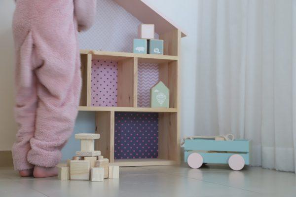 בית בובות מעץ ChildWood
